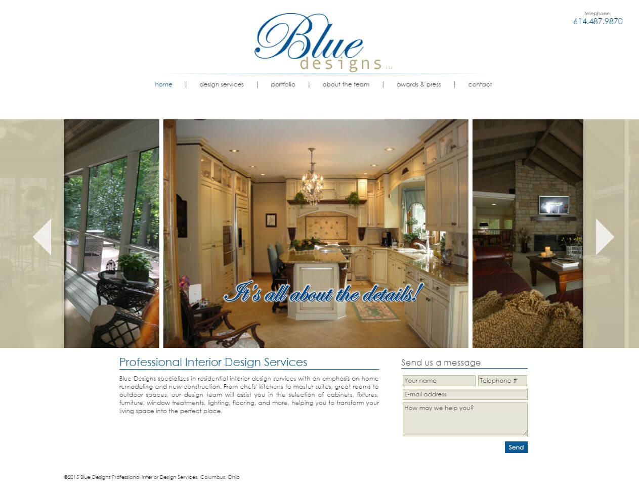 Upper Arlington Ohio Interior Design Bluedesigns4u